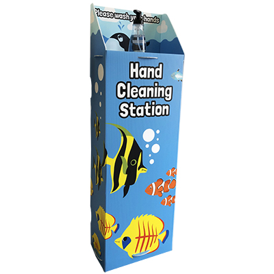 School Hand Cleaning Station