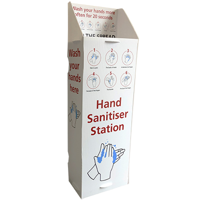 hand sanitiser unit for schools